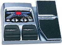 Digitech BP 80 бас- гитарный процессор с педалью экспрессии, 27 эффектов