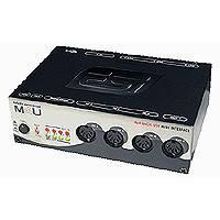 Аудиоинтерфейс Egosystems Miditerminal M4U MIDI
