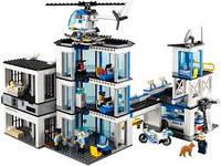 Лего Lego City Полицейский участок 60141