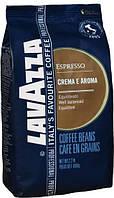Lavazza Crema Aroma зерно 1кг (синяя)
