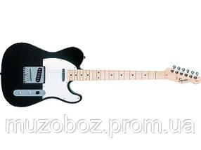 Электрогитара Fender Squier Affinity Telecaster MN Metallic Black