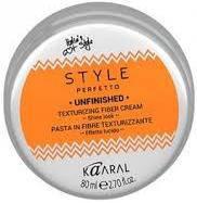 Kaaral Style Perfetto Волокнистая паста для текстурирования волос Unfinished 80мл