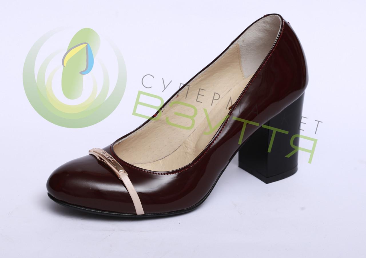 Стильные туфли женские 38 размер