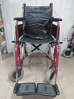 Отличная инвалидная коляска  Meyra  б/у ширина сиденья 39 см