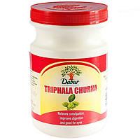 Трифала, чурна, 500 грамм Дабур Индия, Трипхала, очищение организма, регулярный стул