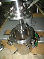 Лабораторный диссольвер вакуумный