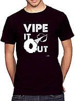 Vipe It Out - Футболка Мужская с Дизайном
