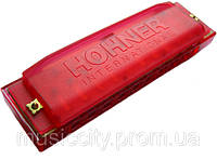 Hohner Happy Red C диатоническая губная гармошка