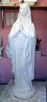 Статуя Божьей Матери из полимера 150 см