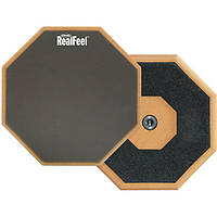 HQ Percussion RF6GM RealFeel Mountable Pad тренировочный пэд, 6""