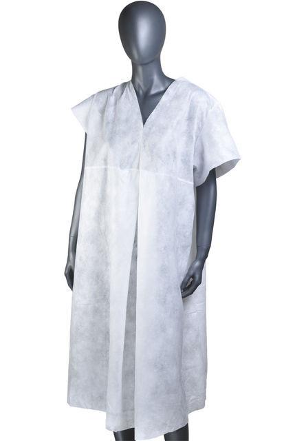 Рубашка смотровая (для мед.процедур)