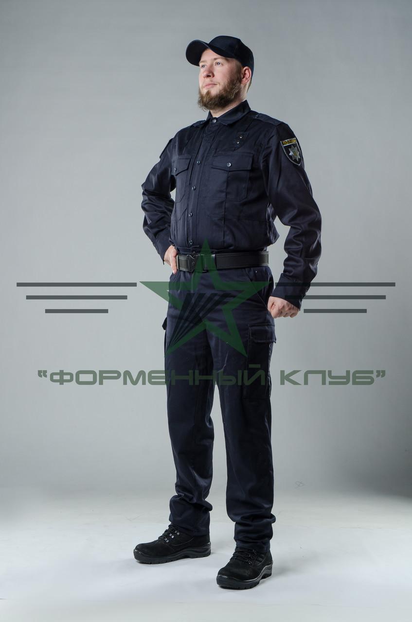 Костюм для полиции. Полицейская форма полевая