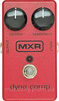 Jim Dunlop M102 MXR DynaComp педаль для гитары, эффект - Compressor