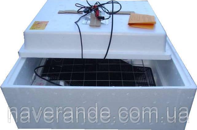 Инкубатор бытовой автоматический Несушка БИ-1 70 яиц (220В/12В)