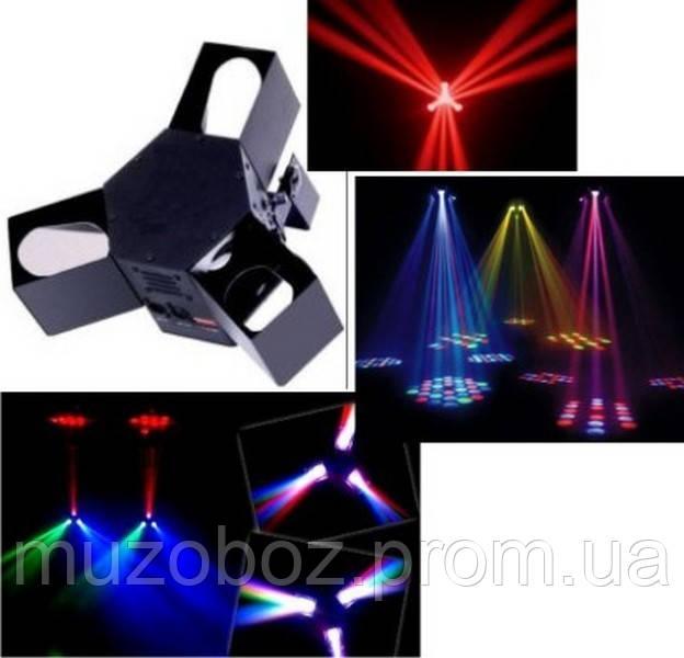 Light Studio PL-P053 многолучевой LED прибор