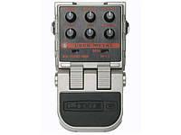 Line 6 Uber Metal педаль для гитары, эффект - Distortion, Gate, эквалайзер