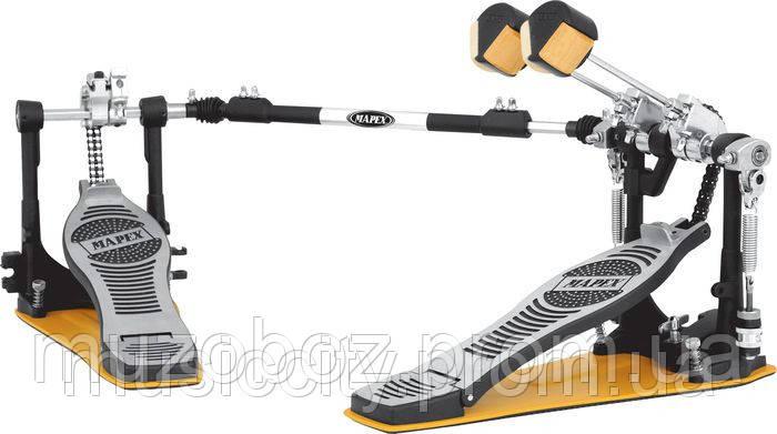 Mapex P980A двойная педаль для бас-барабана