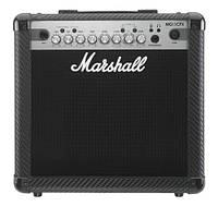 "Marshall MG15CFX комбоусилитель для электрогитары, 15Вт, 1х8"""