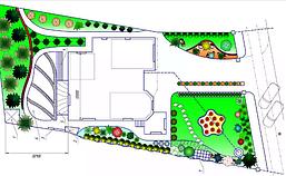 Наклон участка в ландшафтном дизайне 2