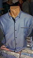 Рубашка мужская на пуговицах - Турция
