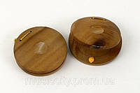 Maxtone TC27W кастаньеты с креплением для пальца, деревянные