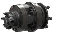 Гидромотор-колесо SAI BD1+G3A 850 215 многоскоростной