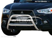 Кенгурятник усиленный для Mitsubishi ASX