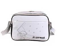 Молодежная сумка высокого качества Spy Walk