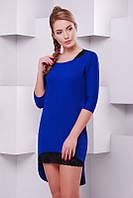 Модное   женское платье Grace электрик   FashionUp 42-48  размеры