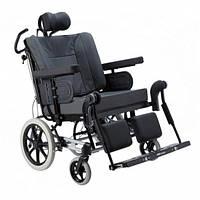 Многофункциональная коляска Инвакея Реа Азелея  Invacare Rea Azalea Assist с опциями для ассистента