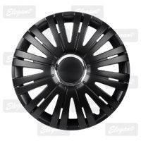 Колпаки колесные ActiveRC_black( к-т 4шт.) R13,R14,R15,R16.