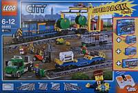 Лего Lego City Комбинированный набор Сити Поезда 4 в 1 66493