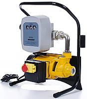 Мини заправка с насосом 2200 Вт для заправки перекачки дт S
