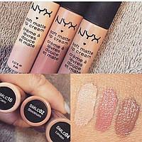 Жидкая матовая помада NYX Soft Matte Lip Cream (SMLC) , фото 1