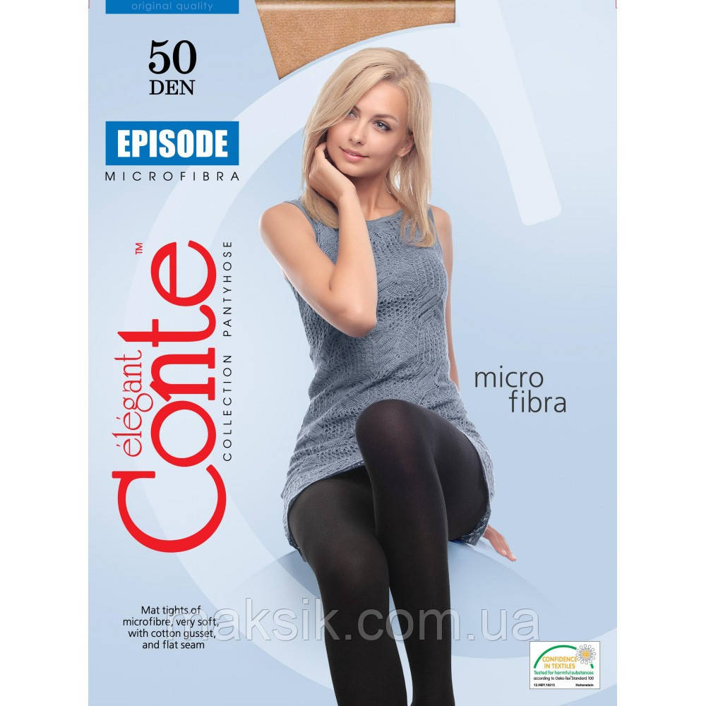 Колготки Conte Episode 50 Den