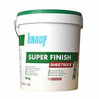 Шпаклівка Knauf Sheetrock Super Finish 28 кг