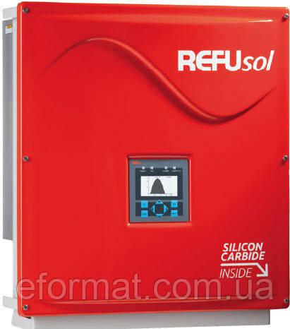 Сетевой солнечный инвертор Advanced Energy REFUsol AE 3TL 17