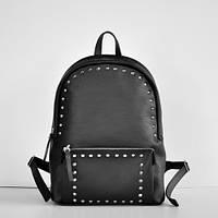 Кожаный рюкзак большой Pilot Rock