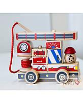 Конструктор «Пожарная машинка»