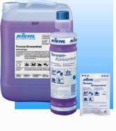 Активное моющее средство для ежедневной уборки Torvan-Konzentrat, торван-концентрат 1 л Kiehl