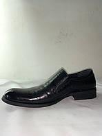 Туфли мужские кожаные модельные SCOTEE