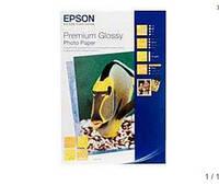 Фотобумага Epson 13x18 Premium Glossy Photo Paper  50л