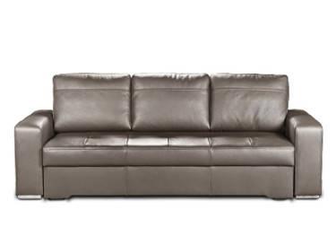 """Мягкий кожаный диван """"FX-10 3R B1"""""""
