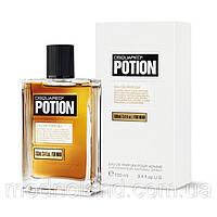 Мужская парфюмированная вода Dsquared2 Potion For Man 100 ml (Дискваред2 Поушен Мен)
