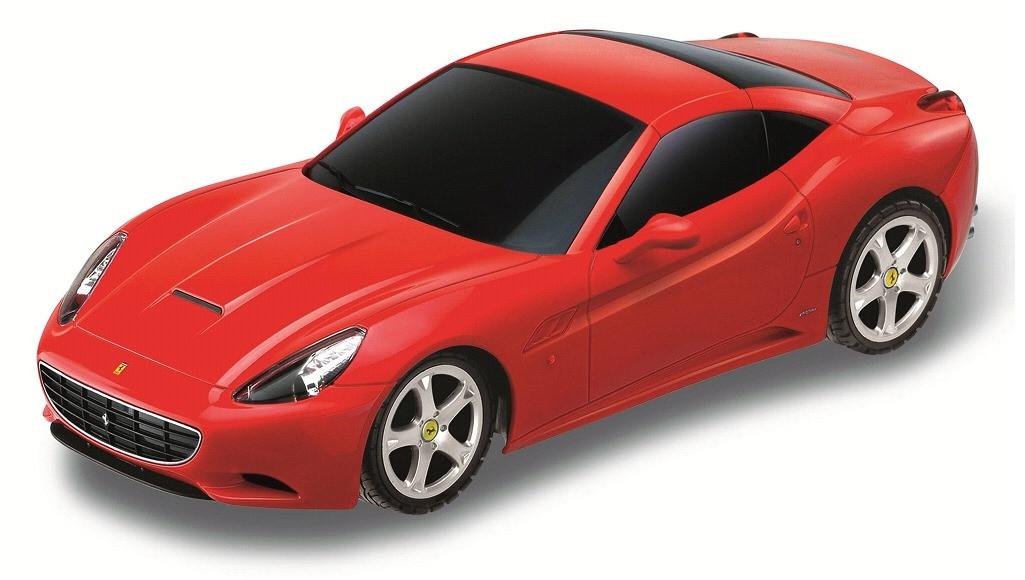 Автомобиль на р/у XQ Ferrari California 1:18