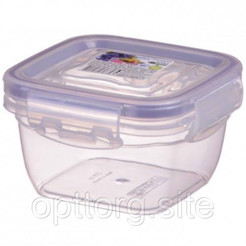 Контейнер пищевой FreshBox 0.275 квадратный, Ал-Пластик, Арт.: 22