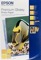 Фотобумага Epson 10x15 Premium Glossy Photo Paper 20л