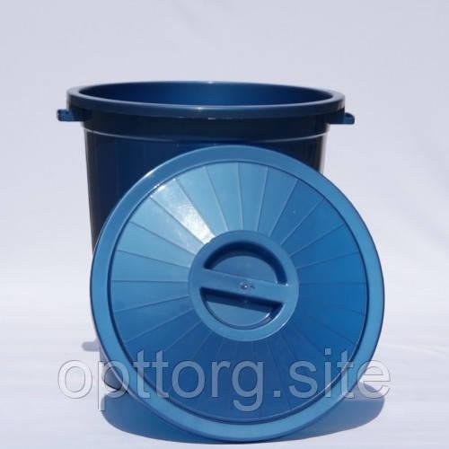 Бак 50 л Синий, Ал-Пластик, Арт.: 73