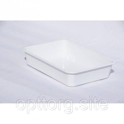 Лоток №4 9.4 л белый, Ал-Пластик, Арт.: 81