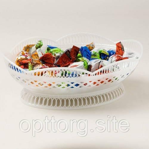 Сухарница белая, Ал-Пластик, Арт.: 349